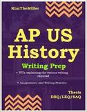 AP US History (APUSH) Writing Prep