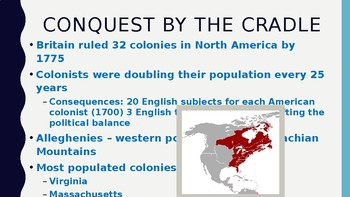 AP US History - American Pageant Chapter 5