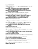 AP US History - Chapter 9 Reading/Study Guides - American