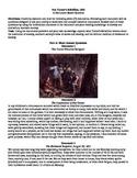 AP U.S. History DBQ Nat Turner Rebellion Question, Documents, and Worksheet