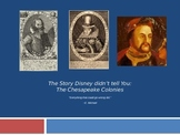 """AP US History: English Colonization """"What Disney Doesn't T"""
