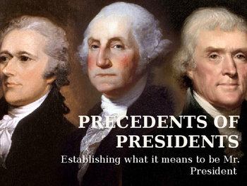 AP US History Key Period 3: Federalist Presidents PowerPoint Lecture