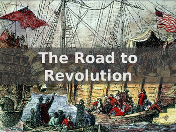 AP US History Key Period 3: Road to the American Revolution PowerPoint Lecture
