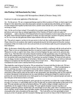 AP US History Period 2: 1607-1754