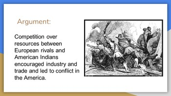 AP US History Period 2 Lecture Slides
