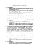 AP US History Period 3 (1754-1800) SAQs