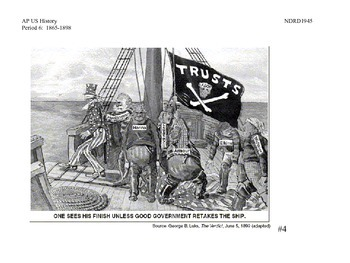 AP US History Period 6:  1865-1898
