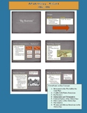 AP US History - Period 6 (Powerpoint, Primary Sources, Extension Activities)