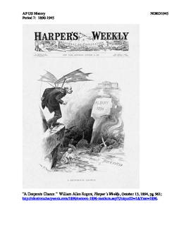 AP US History Period 7: 1890-1945