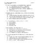 AP US History Period 7:  1890-1945 Multiple Choice Exam