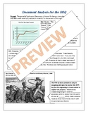 AP US History Skill Building Packet Period 4