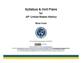 Social Studies History Syllabi Resources Lesson Plans Teachers