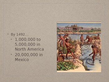 AP US History Unit Notes 1492 - 1750