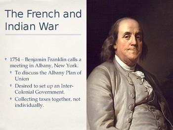 AP US History Unit Notes 1750 - 1781