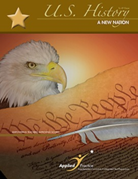 Applied Practice AP U.S. History Series Vol 3: A New Nation