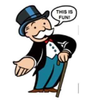 AP US History~ Great Depression & New Deal Monopoly Board