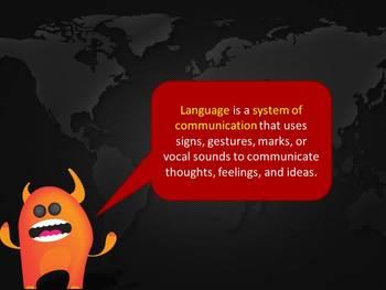 AP Human Geography Unit 3: Cultural Geography - Part 2: Language