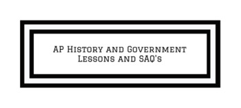 AP United States History- Chief Joseph SAQ
