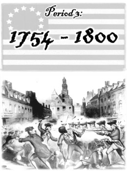 AP United States History: Period 3 Free Note Packet