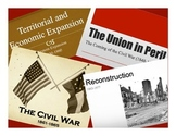 AP United States History - Period 5 PowerPoints - New Curriculum Framework - ALL