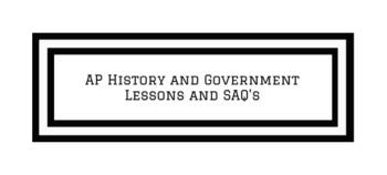 AP United States History- Washington/Dubois SAQ