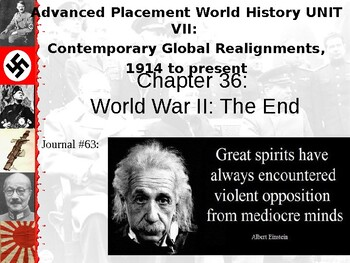 AP WWII: The End of World War II in Europe