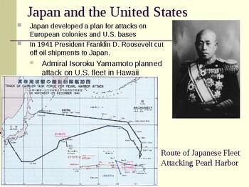 AP WWII: The U.S. Enters World War II