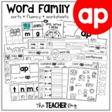 AP Word Family Activities