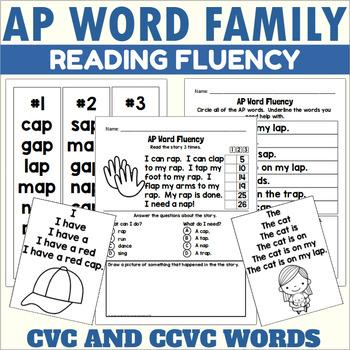 AP Word Family Fluency Practice