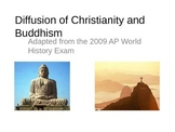 AP World History Buddhism and Christianity Comparison Essay Practice