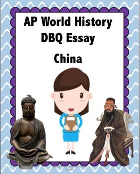 AP World History DBQ: China