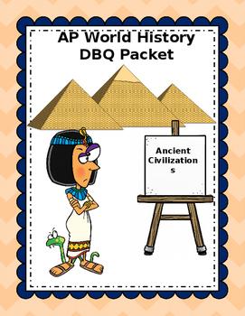 AP World History DBQ: Early Civilizations