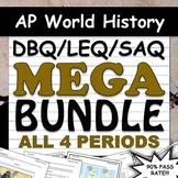 AP World History: Modern DBQ, LEQ, & SAQ Pack - All 4 Peri