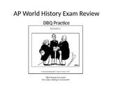 AP World History DBQ Review