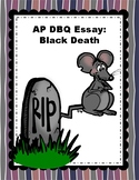 AP World History DBQ: The Black Death
