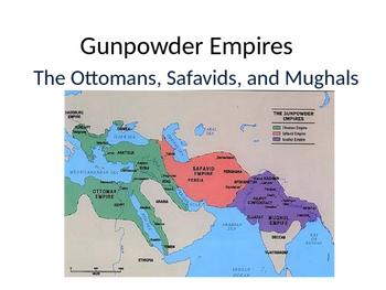 Ap world history gunpowder empire guided notes by worldhistoryteach ap world history gunpowder empire guided notes gumiabroncs Gallery