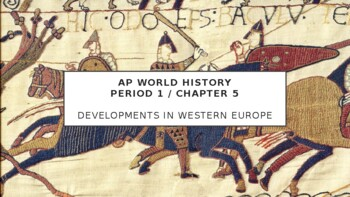 AP World History - Lecture 11 w/ LECTURE NOTES (Middle Ages in W. Europe)
