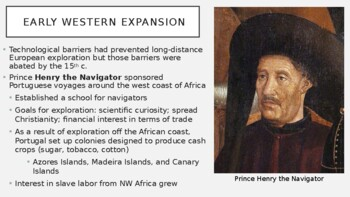 AP World History - Lecture 16 - Golden Age of Exploration