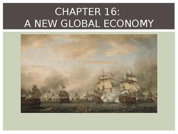 AP World - Lecture 17 w/ LECTURE NOTES (New World Economy)