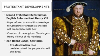 AP World - Lecture 18 - 16th, 17th, 18th century in Europe