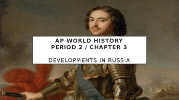 AP World History - Lecture 19 - Rise of Russia