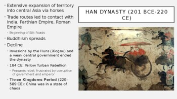 AP World History - Lecture 2 - Classical China