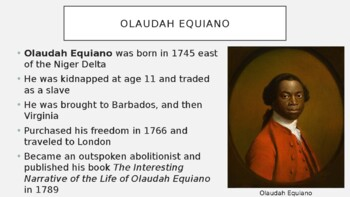 AP World - Lecture 21 w/ LECTURE NOTES (Atlantic Slave Trade)
