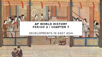 AP World - Lecture 23 - Ming China and Asian Trade
