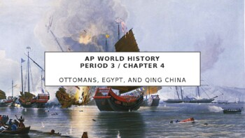 AP World - Lecture 27 - Ottomans, Egypt, and Qing China