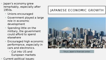 AP World History - Lecture 35 - Southeast and East Asia in the 20th century