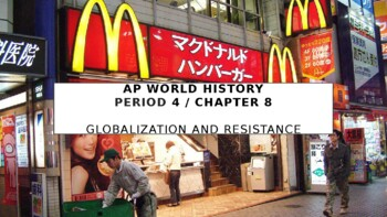 AP World History - Lecture 36 w/ LECTURE NOTES (1990s-2006)