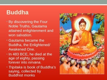 AP World History - Lecture 4 - Hinduism and Buddhism