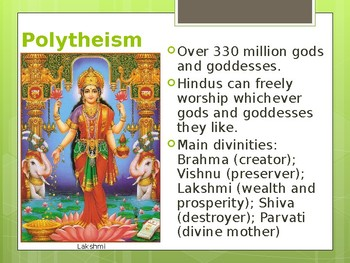 AP World - Lecture 4 w/ LECTURE NOTES (Hinduism & Buddhism)