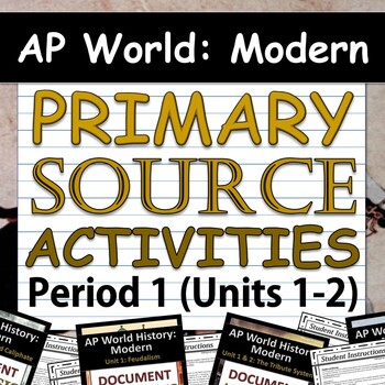 Ap World History Unit 4 Test Questions Worksheets Teaching